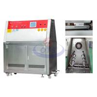 China Climatic Test Chamber UV Accelerated Weathering Tester Stainless Steel Material on sale