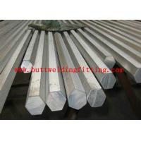 China A276 904L Stainless Steel Bars Hexagonal Steel Bar Size S3mm - S180mm wholesale