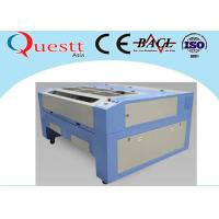 China Stepper Motor CO2 Laser Engraving Machine 1-1000mm/S For Cardboard / Chipboard on sale