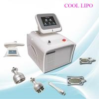China Tummy Tuck Laser Lipo Cool Sculpting Body Contouring Machine 36 Khz Cavitation on sale