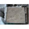 China Light Emperador Marble Stone Tiles Beige Color For Bathroom Kitchen 305x305mm wholesale