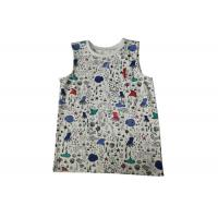 China Solid Color Children'S Knitwear 100% Cotton Interlock Embroidery Digital Print on sale