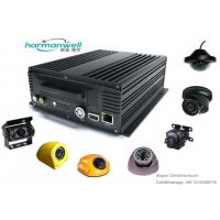 4CH HD Wireless HDD Mdvr with HDD Recording/WiFi/ GPS/3G/4G
