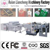 2014 New flat bed screen printing machine