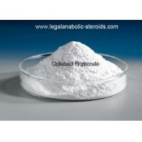 China Clobetasol Proionate Oral Anabolic Steroids Raw Powder CAS 25122-46-7 Treating Skin Disorders on sale