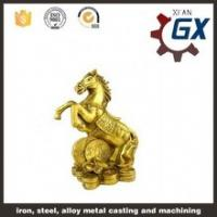 China Famous Cleaning Figurative Bronze Sculpture wholesale
