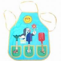 China Durable Garden Tool Sets with Apron, Customized Logos and Colors are Welcome wholesale