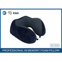 China China supplier new style U shape memory foam neck travel pillow wholesale