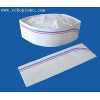 China Promotional ajustable paper chef hats wholesale