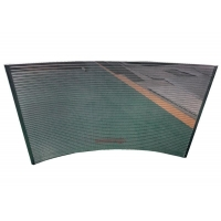 Buy cheap 0.5mm Slot Width 500mm Wedge Wire Screen For Starch Production from wholesalers