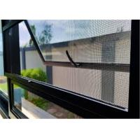 China Micro Mosquito Net Window Fly Screen Ajustable For Aluminium Wooden And Steel Frame wholesale