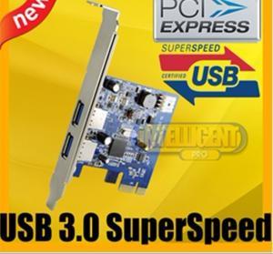 China PCI-E USB3.0 2 ports USB3.0 PCI Card  (MH-PCI-E-828U3) wholesale