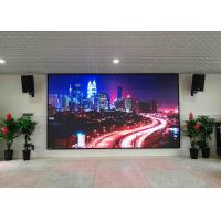 China SMD P2.5 Indoor Full Color LED Screen 1000 Nits Brightness Wide Viewing Angle wholesale