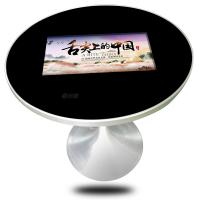 Buy cheap Indoor Round Style Coffee Wireless Charger In It Capacitive Touch 22 Inch Touch from wholesalers