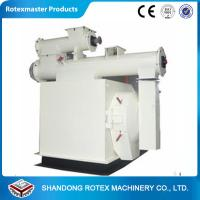 China Horizontal Ring die Animal Feed Pellet Machine 55 ke power large capacity wholesale
