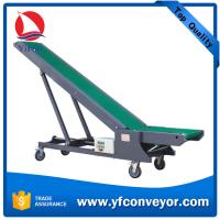 China Truck Loading Rubber Mobile Belt ConveyorFor Sale wholesale