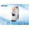 China Twin Twist Flavor Frozen Yogurt Machine With Italy Compressor 12 Liters Capacity wholesale
