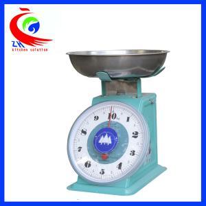 China デジタル台所スケール 8 の KG10 キログラムの大きいボールの重量を量る機械ばね wholesale