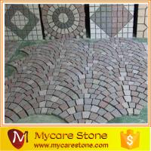 China G603, G682,G654 Granite paving stone for side walk wholesale