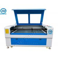 China Fabric Laser Engraving Machine , Laser Cutting Machine For Textile & Garment on sale
