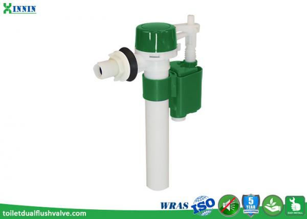 Quality Side Entry Toilet Fill Valve / Toilet Cistern Ball Valve For Toilet Repair for sale