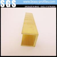 China Decorations For Sanitary Ware / Brass Extruding Bathroom Profiles wholesale