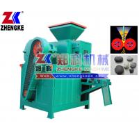 China High capacity up to 30tph iron ore powder briquette machine wholesale