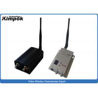 China 3 Watt Analog Video Transmitter Wireless Video Audio Sender for Security Protection 8CH wholesale