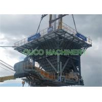 China Vietnam User Came To OUCO Factory For Discussing Hopper With OUCO Engineering Team wholesale