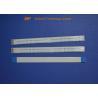 China 7 cable plano flexible de la cinta de la echada del Pin 1.0m m, grueso del terminal de 0.3m m wholesale