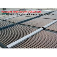 China Household Solar Water Heater Evacuated Tube Collector 25-50 T / 58X1800 on sale
