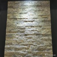 Natural / Cultured Quartzite Stone Veneer Panel Anti - Bacteria Chemical Resistant