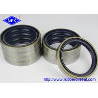 China Crankshaft Rubber Oil Seal , High Speed Shaft Seal 95*120*17mm For 6D95 Engine wholesale