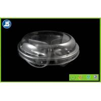 China Mango Fruit Transparent Plastic Food Packaging Trays Disposable wholesale