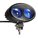 Cree Blue Spot Forklift LED Warning Lights , 8W High Intensity Safety Light