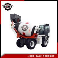 China Small Self Loading Concrete Mixer Truck Dimensions 2 Cubic Meters Concrete Mixer Truck for Sale wholesale