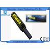 China Varas de mano del detector de metales del OEM MD3003B1 para la seguridad, etiqueta engomada del escáner de Yelllow wholesale