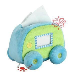 China Plush Tissue Box Toy on sale