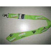 China Imprint polyester neck lanyard with metal bottle opener, functional neck straps wholesale wholesale