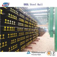 China BS80A Railway Steel Rail For Railway system wholesale
