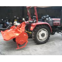 China Heavy duty rotary cultivator with adjustable height plate, series model for differ working width wholesale
