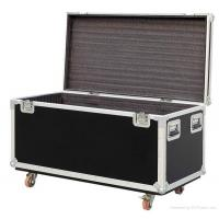 China 1000X500X500mm Black Color Waterproof 150KG Loading capacity  Aluminum Tool Cases With Foam wholesale