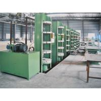 Buy cheap High Efficient Rubber Machinery , Tyre Vulcanization Machine from wholesalers