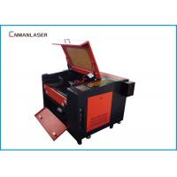 China 60*40cm USB Port 60w 80w Nonmetal 6040 CO2 Laser Cutting Machine With Warranty 2 Years wholesale