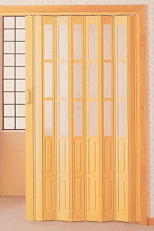 Plastic Folding Doors Interior Images