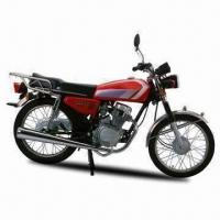 China 125cc Motorbike with 14L Fuel Tank Capacity, Measuring 1,950 x 1,090 x 730mm wholesale