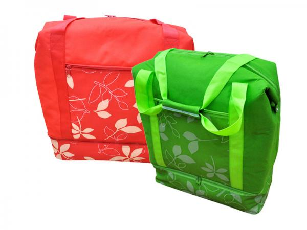 Quality New arrival disposable cooler bag for frozen food for sale