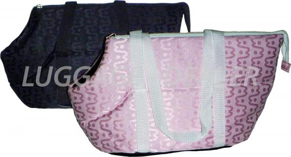 Juicy Couture Dog Carrier Purse Black