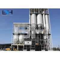 China Smart Control Dry Mix Mortar Plant 50 - 80 T/H Cement Production Usage wholesale