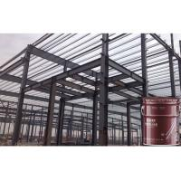 China China 3 Hours  Intumescent Paint Fireproof coating UL listed For Steel Beams Cementitious paint with UL certification wholesale